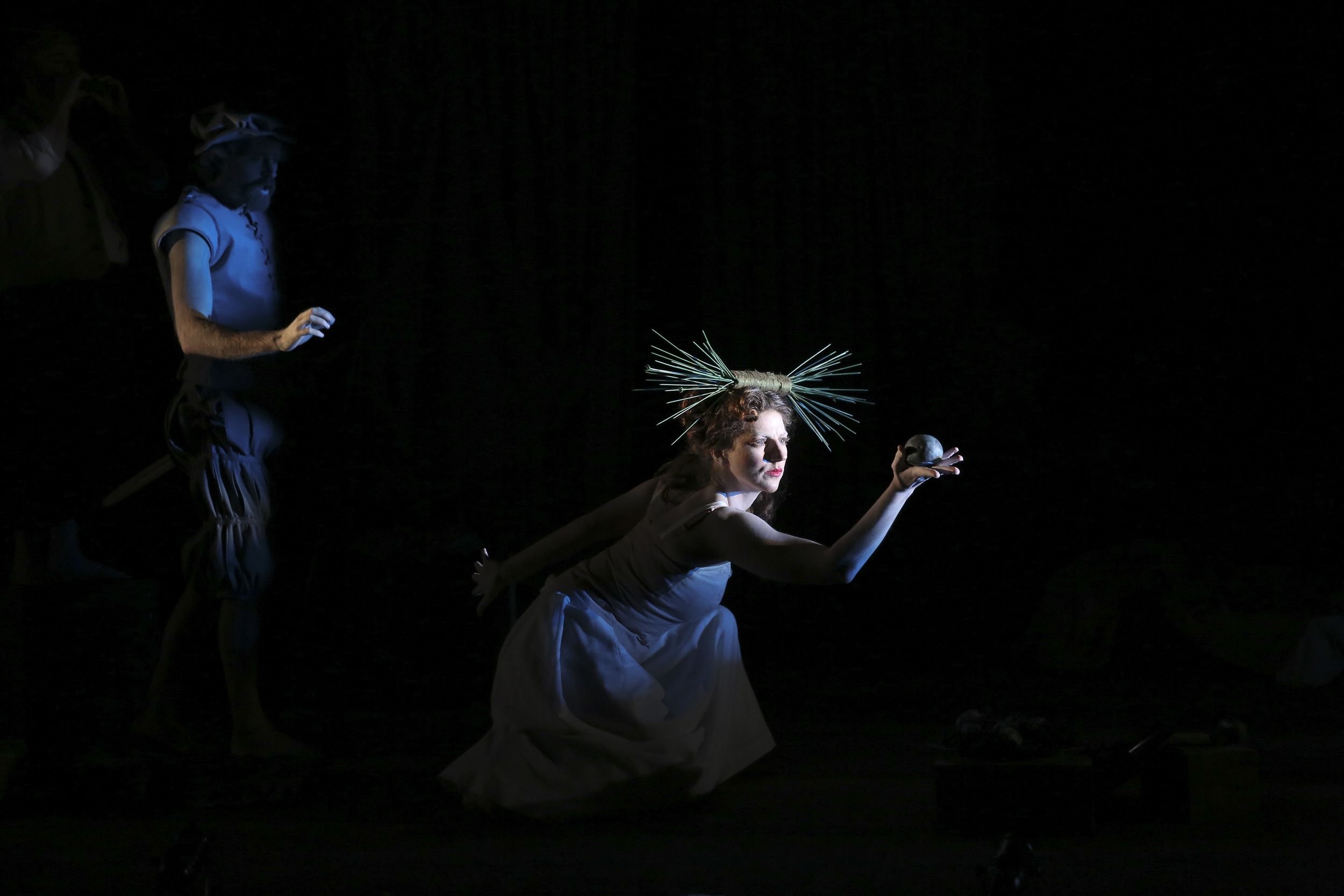 The Tempest.  Photo by Richard Termine.