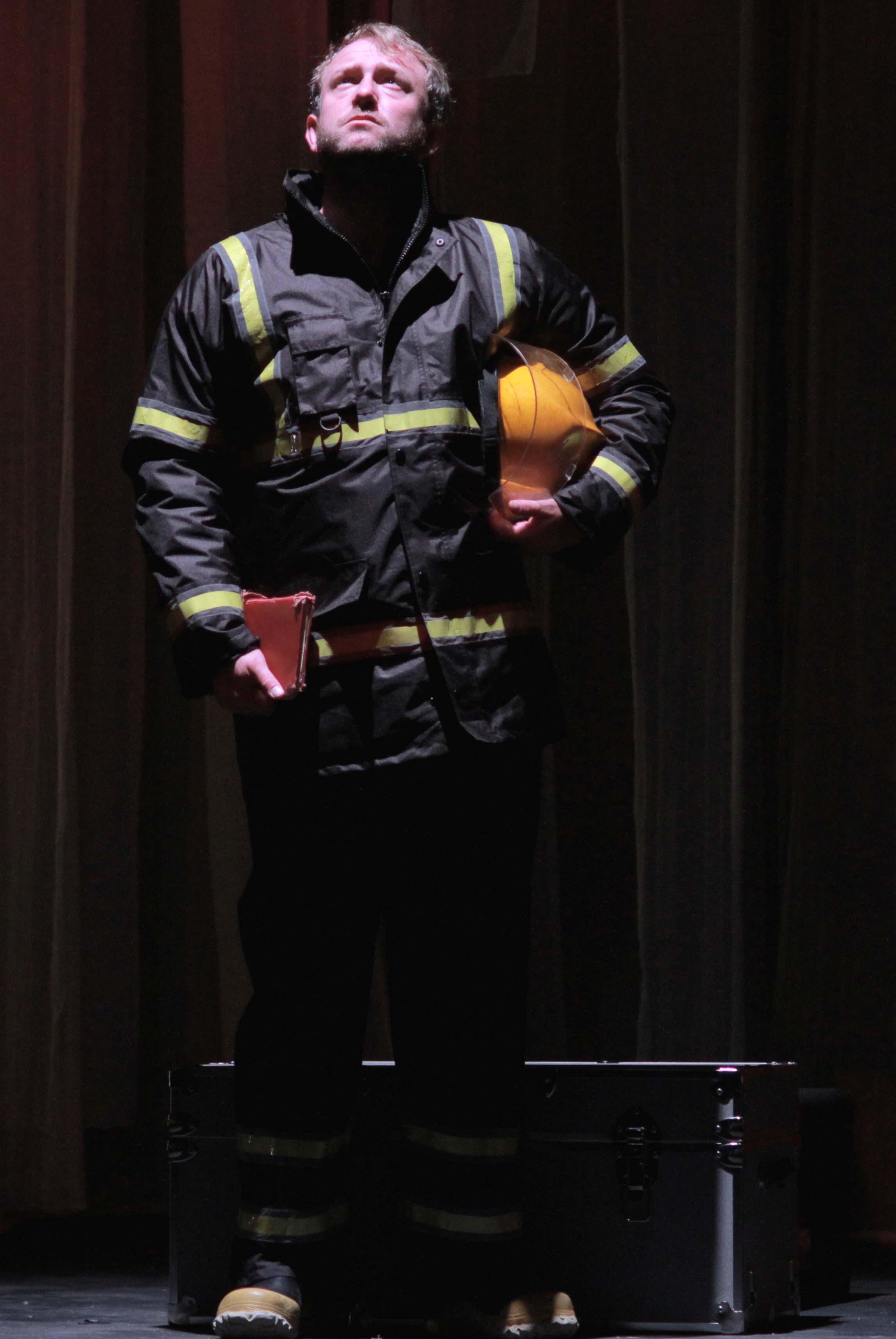 Fahrenheit 451. Photo by Richard Termine.