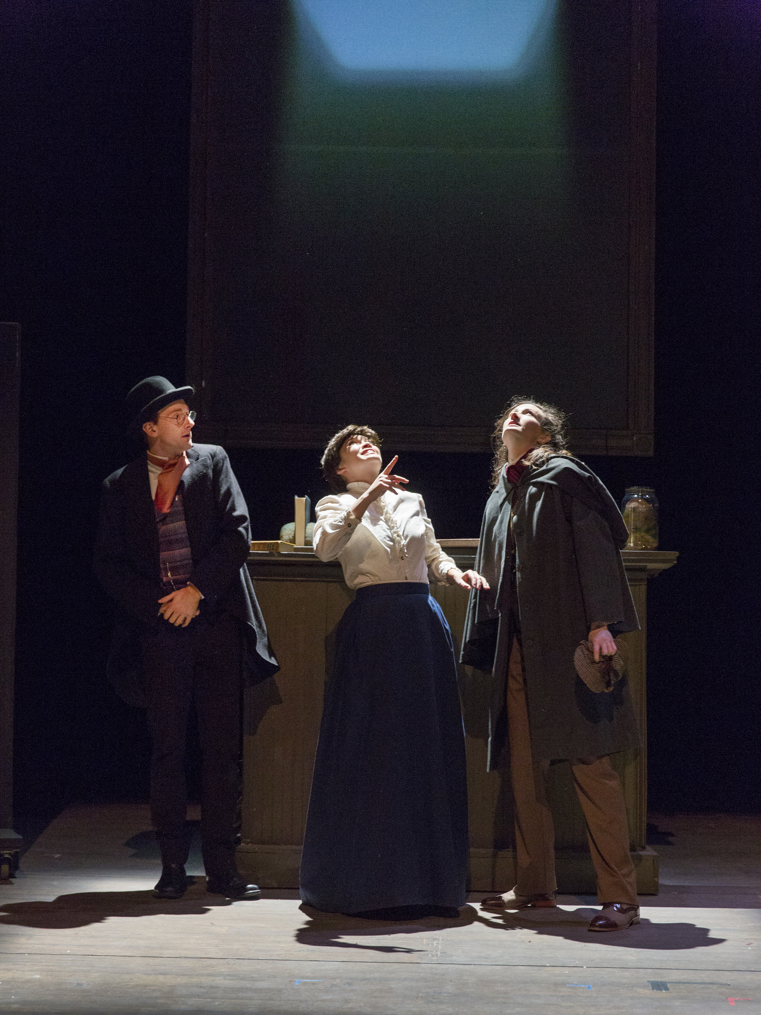 The Adventures of Sherlock Holmes. Photo by Richard Termine.