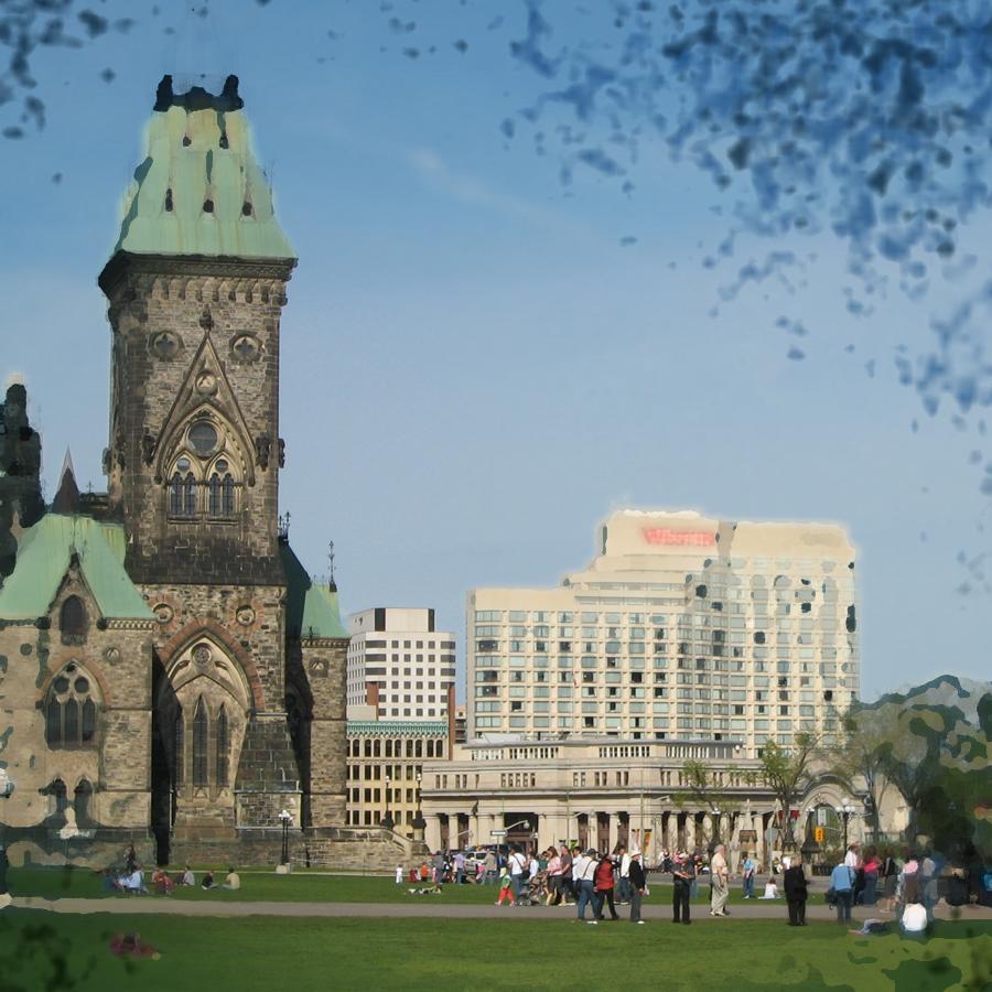 Urban Design Strategy: Ottawa, ON