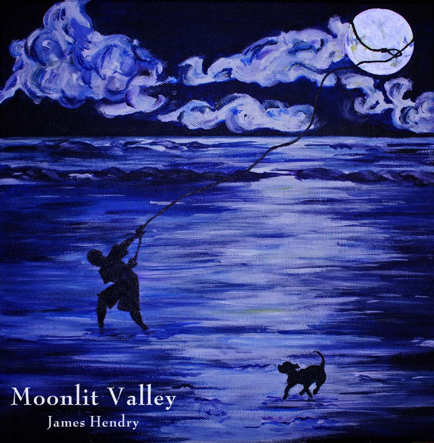 Moonlit Valley Cover