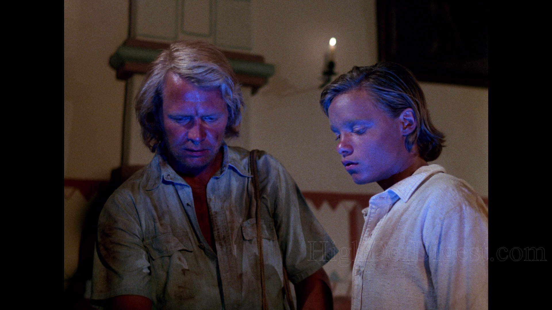 Even David Soul's Beatle Haircut couldn't scare these kids