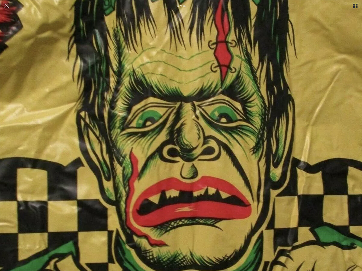 Universal Monsters Fish Wrap The Blog Of Andy Fish Andy T Fish