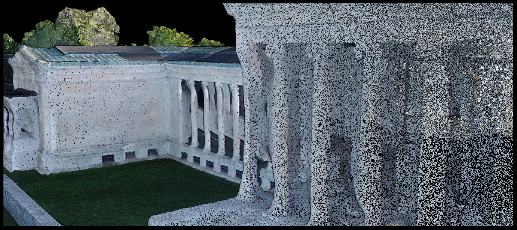 Point Cloud AKAG