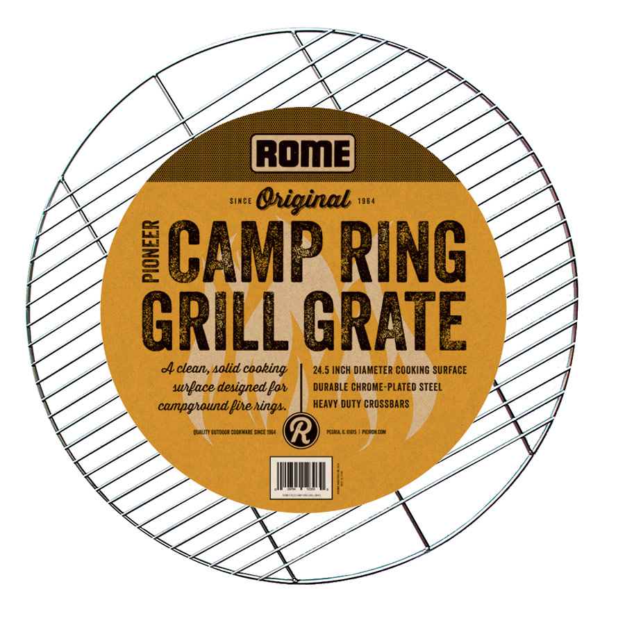 Rome Industries Pioneer Camp Grill
