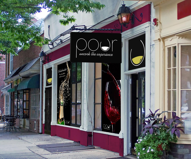 Store: Exterior Signage