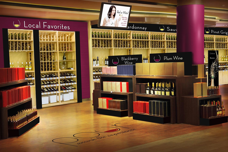 Store: Interior Signage