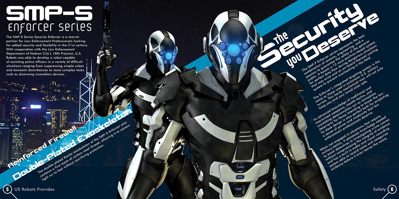 US Robots & Mechanical Men Catalogue