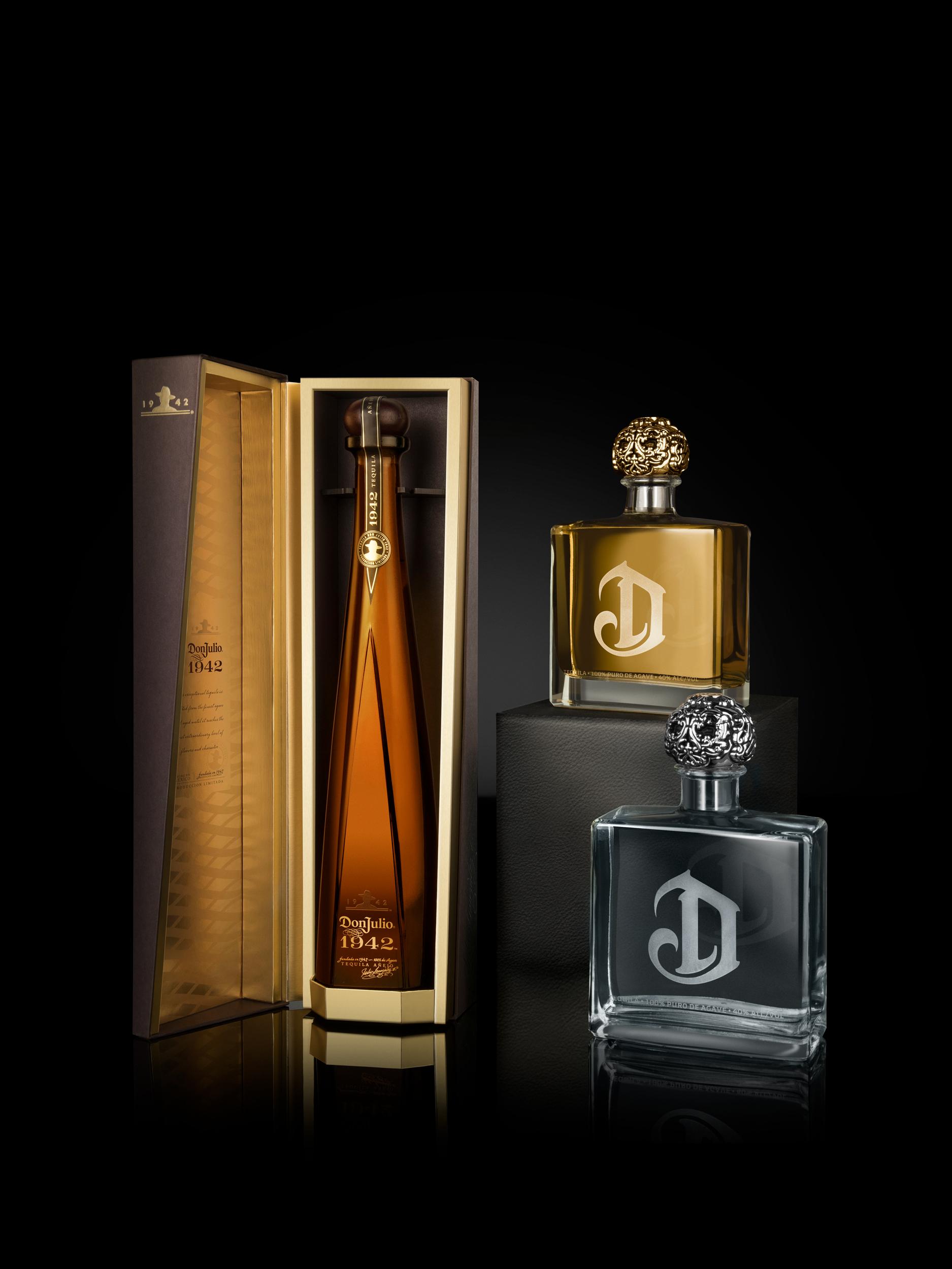 Don Julio & Deleon Tequila Gifting Key Visual