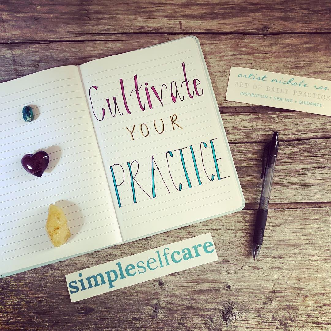 """CULTIVATE YOUR PRACTICE4 WEEK SERIES BEGINNING SEPTEMBER 19 
