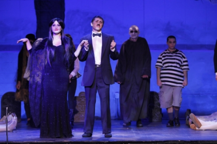 """Chase Collegiate School's production of """"The Addams Family"""""""