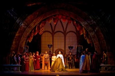 Utah Festival Opera - Ellen Eccles Theatre - Logan Utah