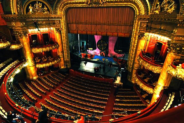 Boston's Colonial Theater