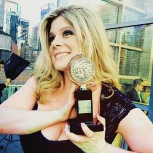 BroadwayCon co-founder, Melissa Anelli