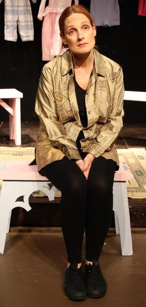 Leigh Katz Photo: Square One Theatre Company