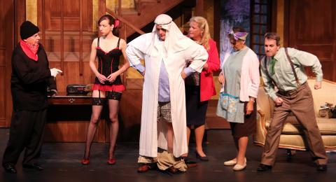 Photo: Saybrook Stage Company
