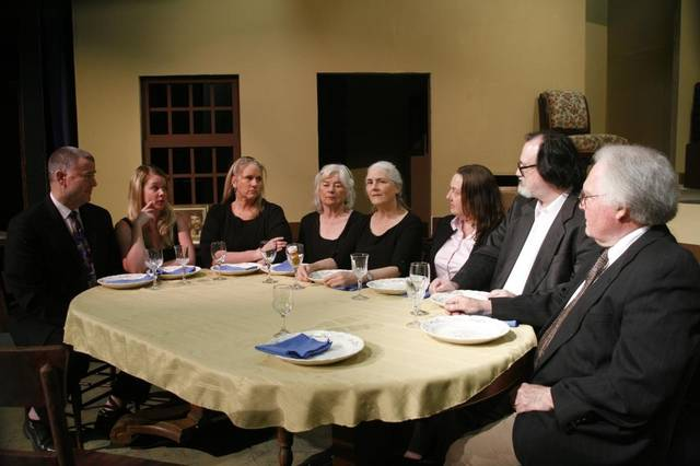 "Bellingham Theatre Guild's production of ""August: Osage County""  David S. Cohn"