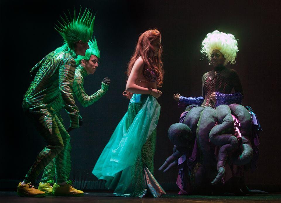 Mike Grubb, Chris Martinez, Victoria Mozitis and Jada Mayo.Photo by Bill Horin/ArtC