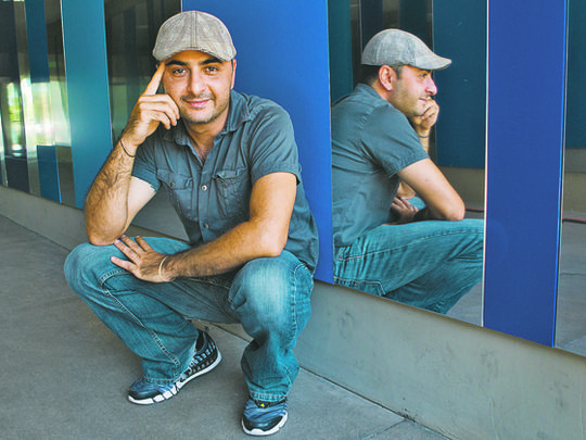 Arizona actor Pasha Yamotahari was born in Iran and grew up in France and Canada. (Photo: Michael Chow/The Republic)