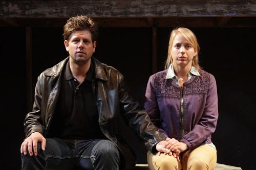 Pictured: Dustin Charles and Jody Flader. Photographer: Britannie Bond.