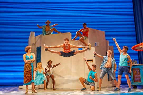 Helen Anker as Tanya and ensemble from MAMMA MIA .jpg