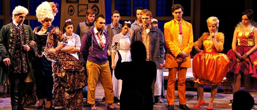 University of Iowa Theatre