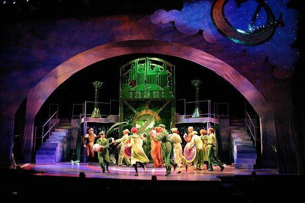 "Felix E. Cochren, ""The Wizard of Oz"" Syracuse University Drama & Syracuse Stage"