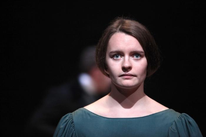 Jane Eyre- Rebecca Tebbett. Photo Philip Tull.
