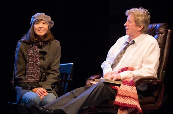 Courtney Ch'ng Lancaster & R.H. Thomson in The Message photo by Cylla von Tiedemann.jpg