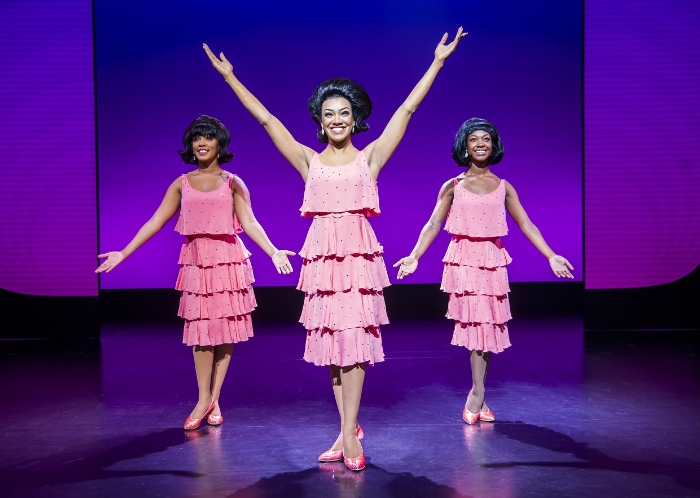 3. MOTOWN THE MUSICAL. Karis Anderson 'Diana Ross' and The Supremes. Photo Tristram Kenton - resized.jpg