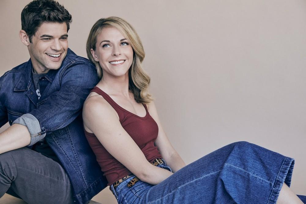 Jordan and wife Ashley Spencer