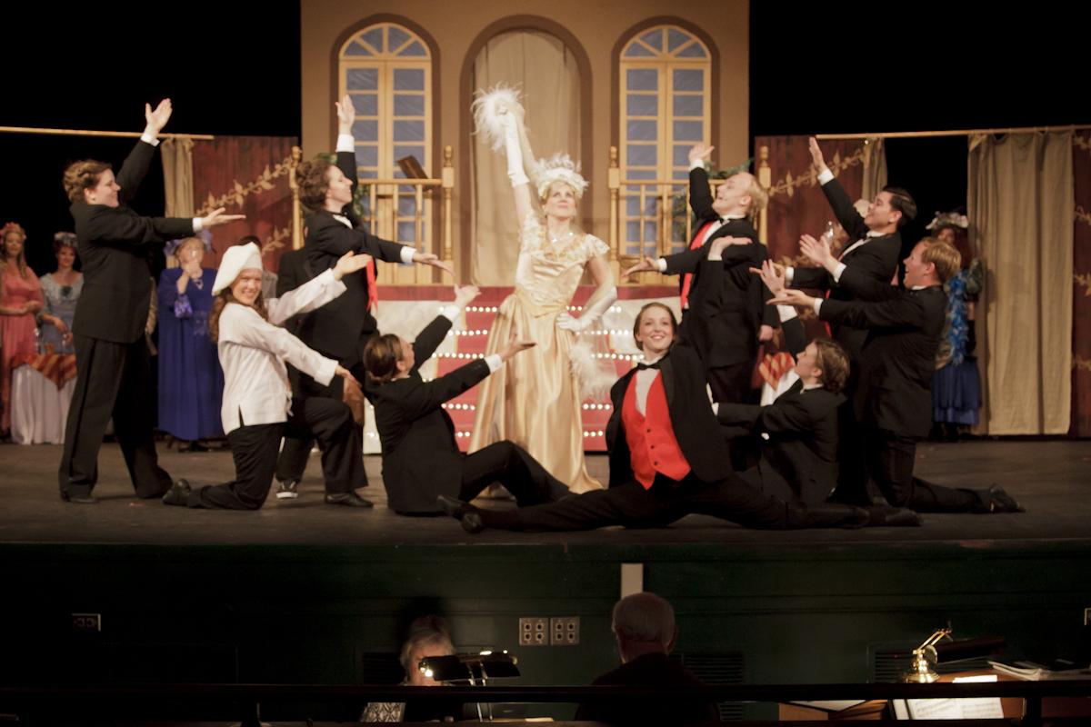 Cedar Falls Community Theatre