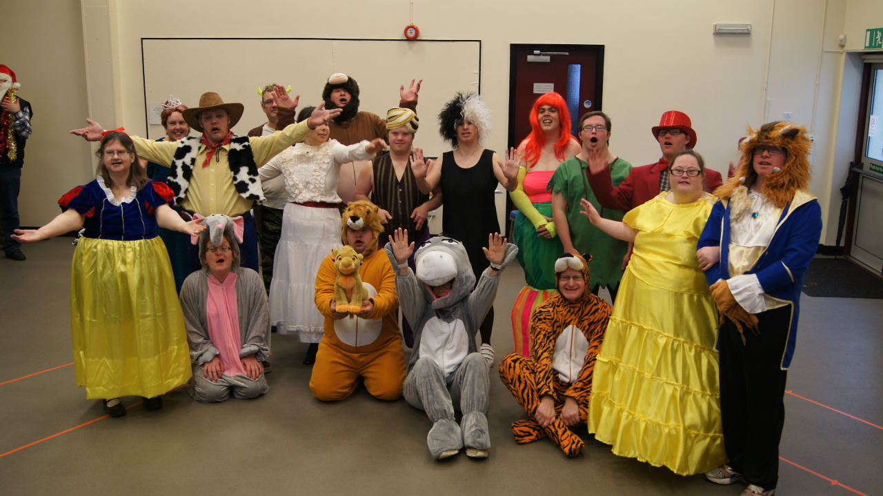 Photograph courtesy of All Stars Theatre Company