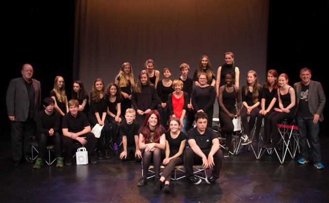 community theatre company in Marple, Cheshire.