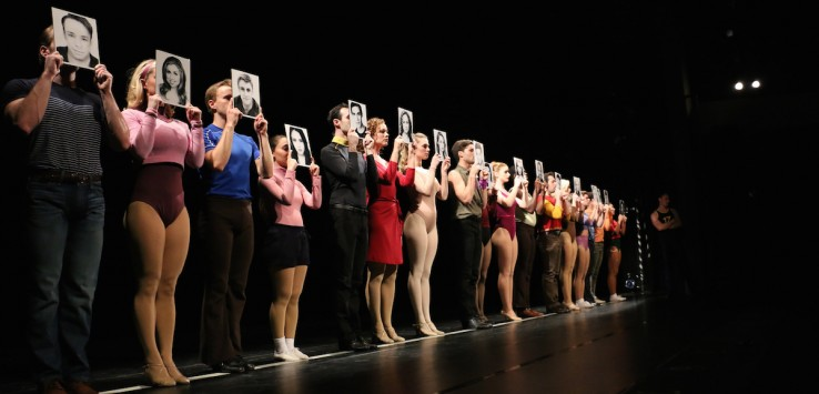 'A Chorus Line' at Riverside Theatre