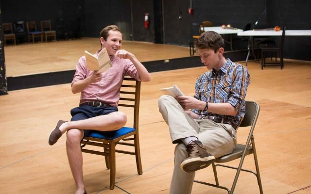 Student-Directed One-Act Plays - Hillsdale College