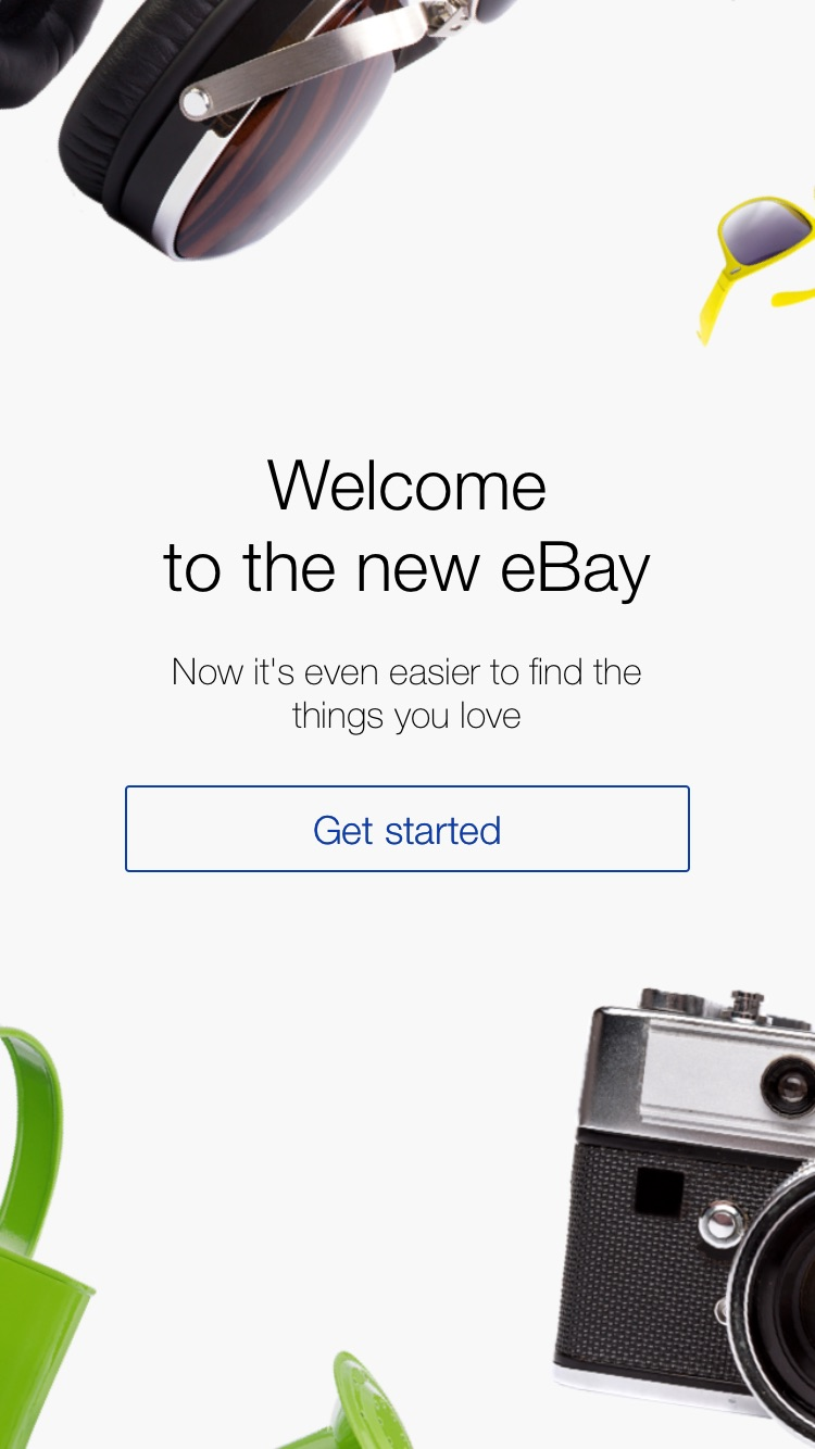 eBay iOS Version 4.0