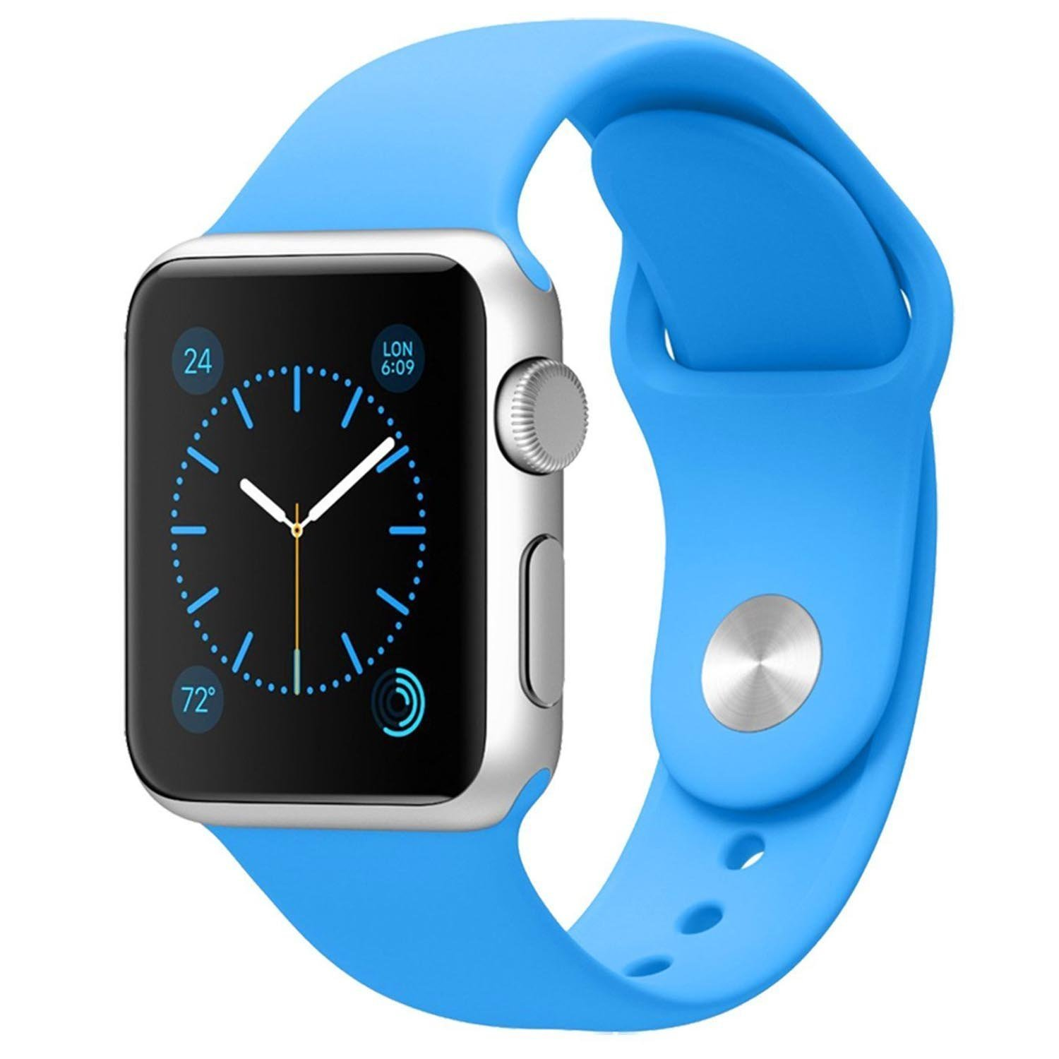 cheap-apple-watch-band-silicon