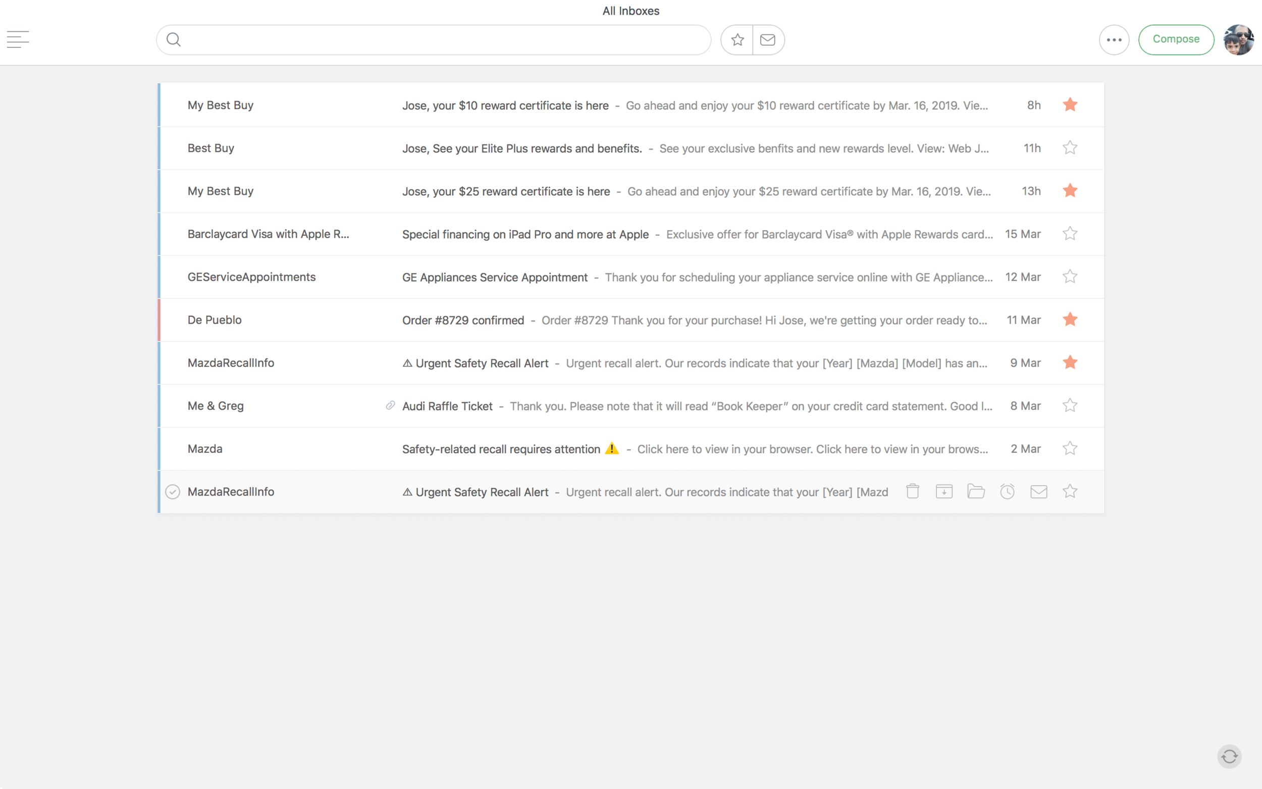 Newton Mail for Mac