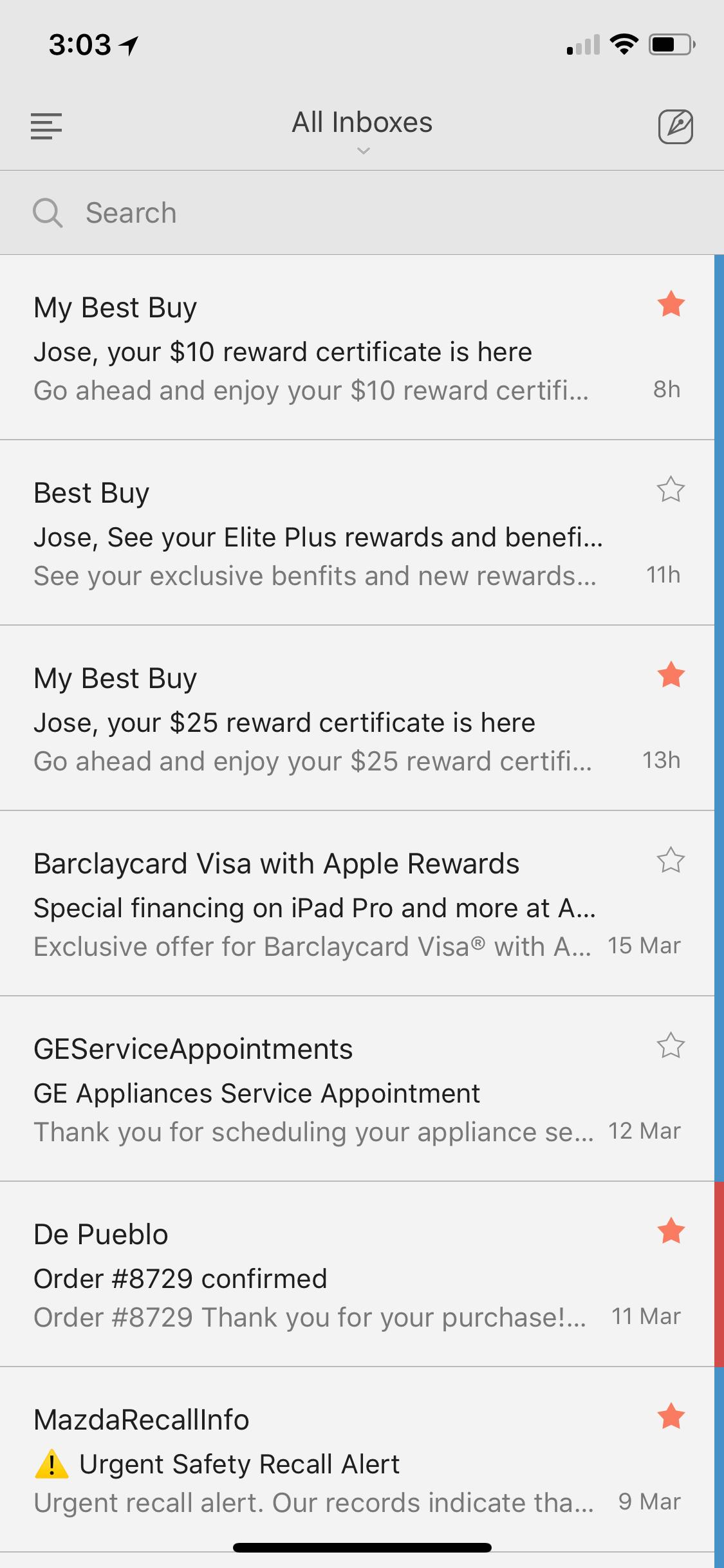 Newton Mail For iOS