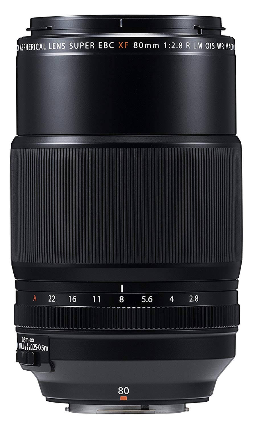 Fuji XF80mm F2.8R Macro - The must have weather sealed lens for Fujifilm X cameras.