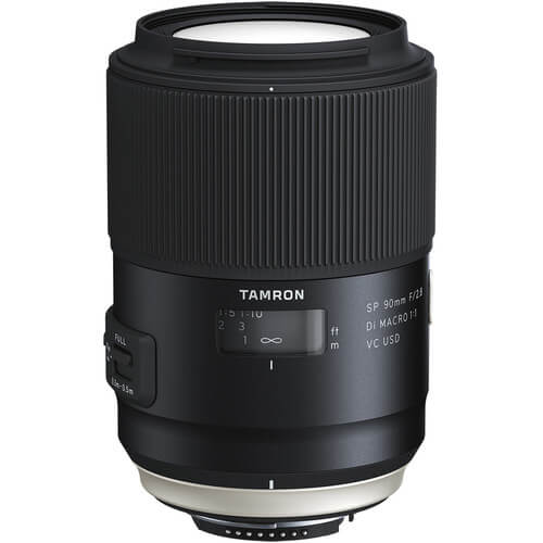 Tamron 90mm f2.8 Macro  - Canon, Nikon & Sony shooter look at this lens for awesome quality at a better price.