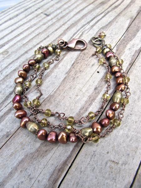 Handmade Boho Bracelets, Handmade Bohemian Jewelry