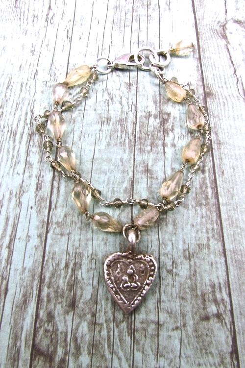 Spiritual Jewelry, Buddha Jewelry, Meditation Jewelry
