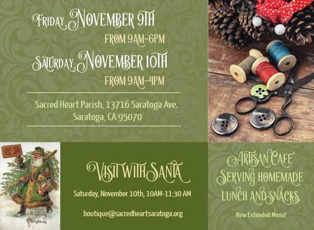 Come join Rio Jewelry Studio at this exciting and fun event in Saratoga California!