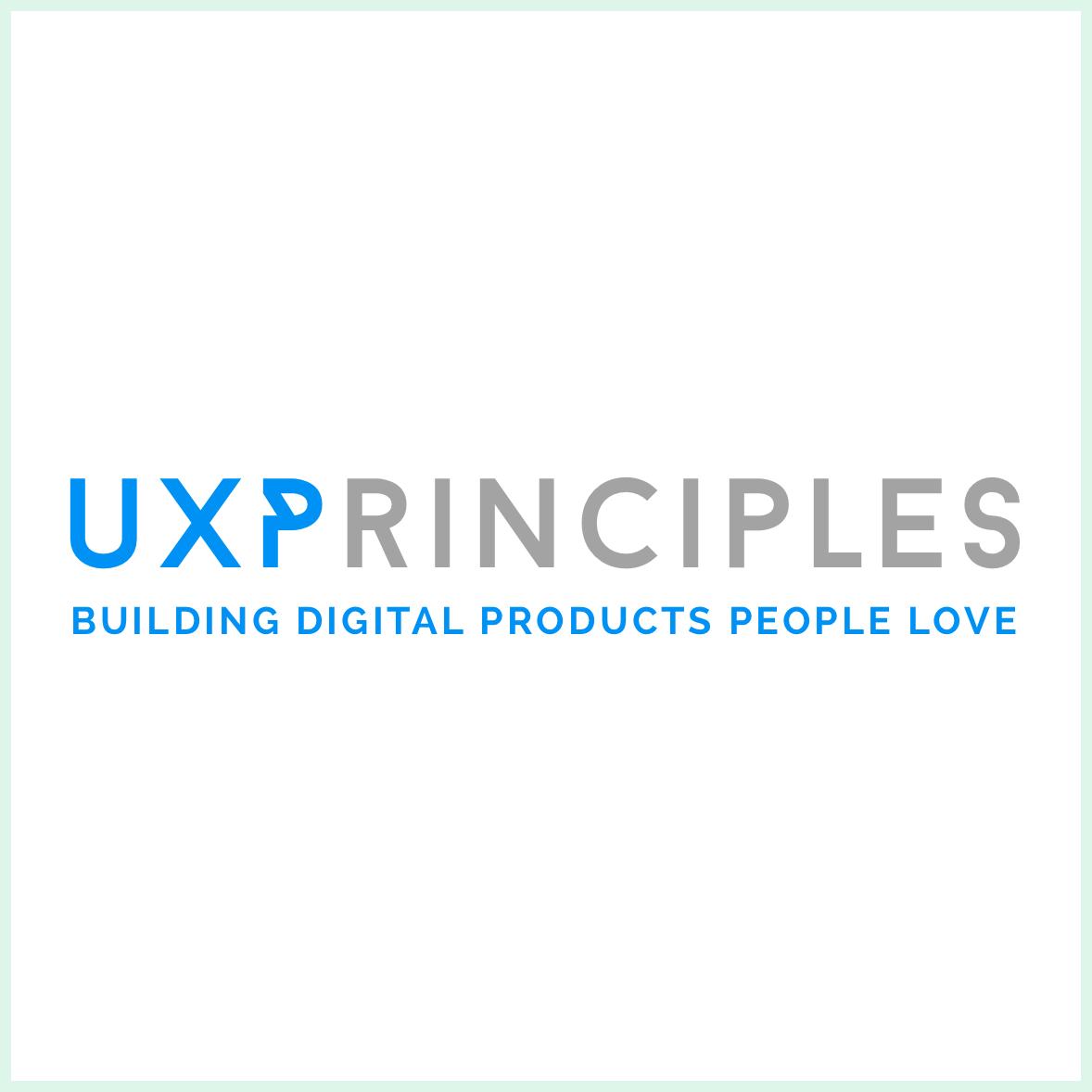UX PRINCIPLES
