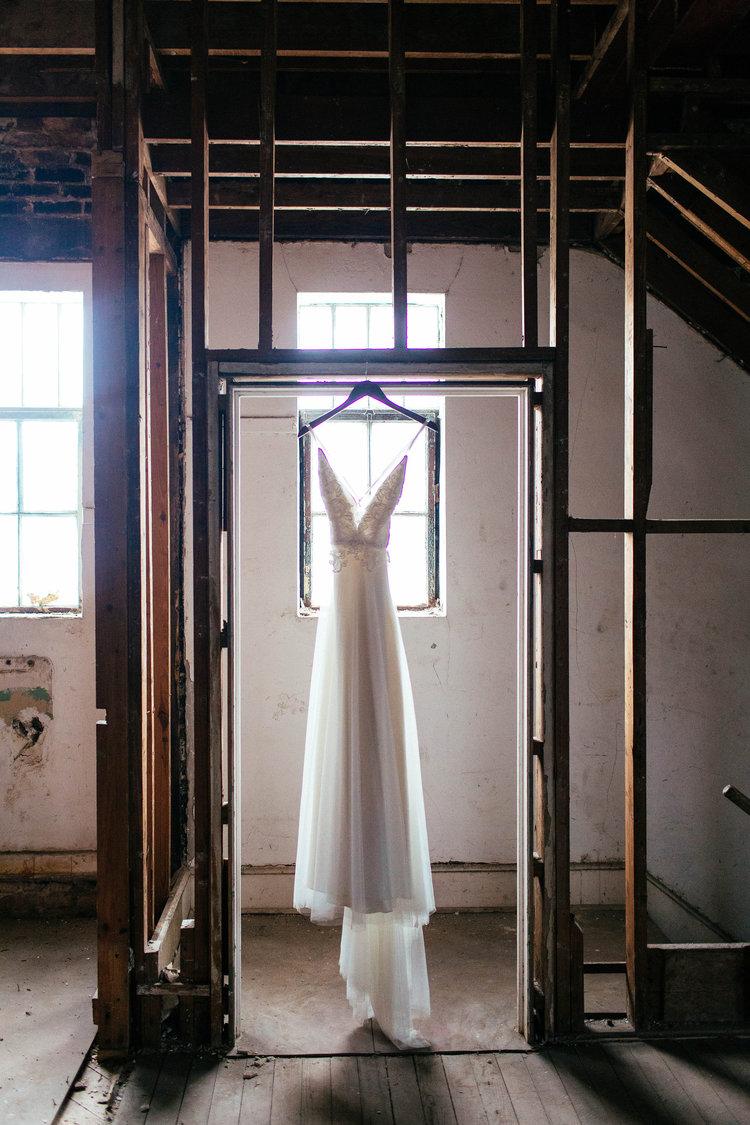 Moss + Mica - dress