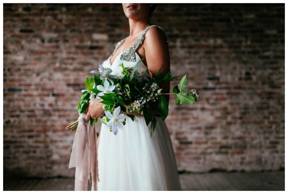 Moss + Mica - bouquet