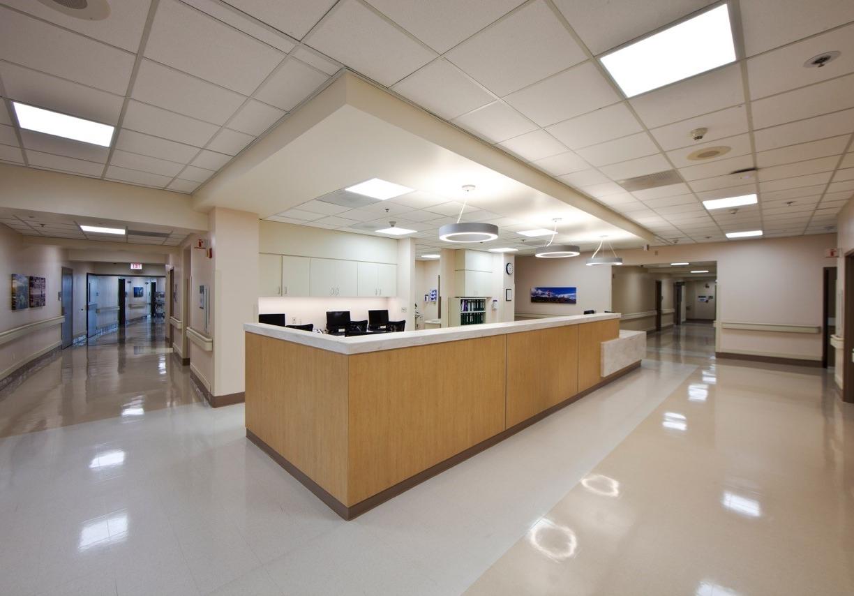 Centralized Nurse Station