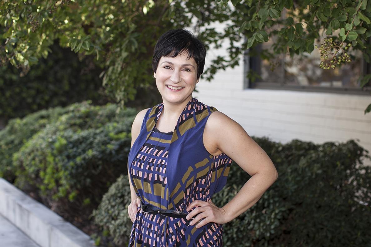 Peggy Pailian, AIA Senior Project Architect